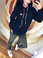 """Свитшот (худи) с капюшоном на флисе """"Tommy jeans"""" , фото 1"""