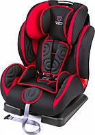 Автокресло Eternal Shield Honey Baby ES02-H36-003T Красный/черный , фото 1