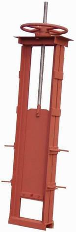 Затвор поверхностный с ручным приводом, фото 2