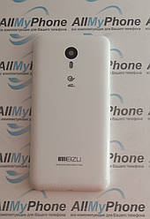 Задняя панель корпуса для Meizu M2 Note 5.5 версия LTE Белая