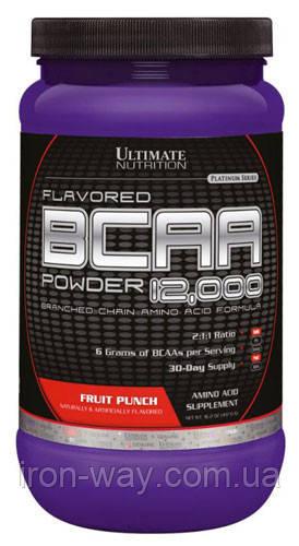 Ultimate BCAA powder 12.000 457 g (Вишня)