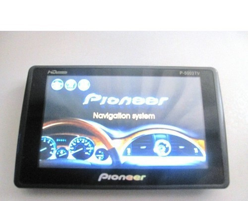 GPS навигатор Pioneer P5003 с TV 5 дюймов