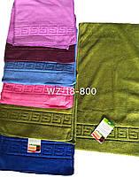 Кухонное полотенце ассорти с оттиском Версаче или др.рисунок 10 шт в упаковке 35х70