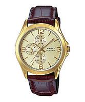 Мужские часы CASIO MTP-V301GL-9A