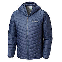 Мужская куртка Columbia SNOW COUNTRY™ HOODED JACKET синяя 1823141-464 697761ce7de