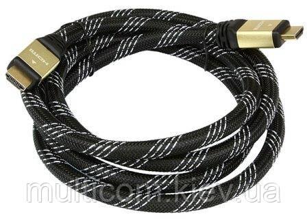 05-07-162. Шнур HDMI (штекер - штекер), version 1.4, в блистере, 20м
