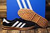 Кроссовки подростковые Adidas Hamburg (реплика) 30996, фото 7