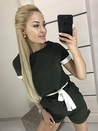 Костюм с шортами женский летний, фото 2