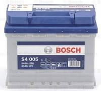 Акумулятор 60 Аh 540A (Bosch 0092S40050)