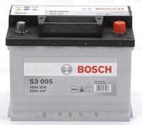 Акумулятор 56 Аh 480A (Bosch 0092S30050)