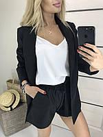 Костюм с шортами женский строгий