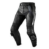 Шкіряні штани SHIMA STR Black