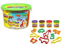 Набор пластилина Мини ведерко в ассортименте Play Doh