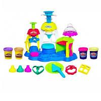 Набор пластилина Фабрика пирожних Play Doh