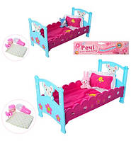 Кроватка M 3836-07
