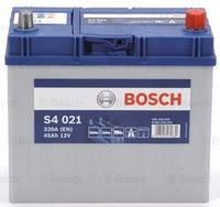 Акумулятор 45 Аh 330A ASIA (Bosch 0092S40210)