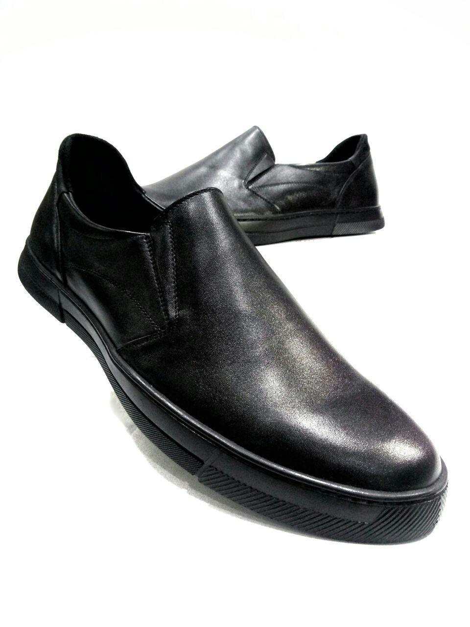 53918fbdfc70 Мужские туфли из натуральной кожи больших размеров Berg 497