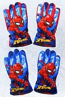 Рукавички лижні для хлопчиків Spider-man 3-8 років