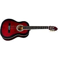 Классическая гитара BANDES CG 851 RDS39 дюймов 4/4 с нейлоновыми струнами