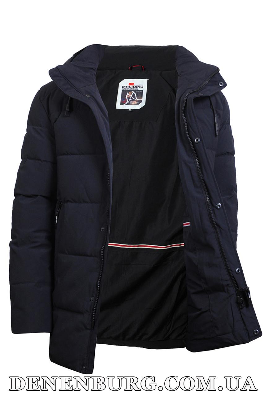 21139d3eaea3d Куртка зимняя мужская MALIDINU M-18810 чёрная - Интернет Магазин