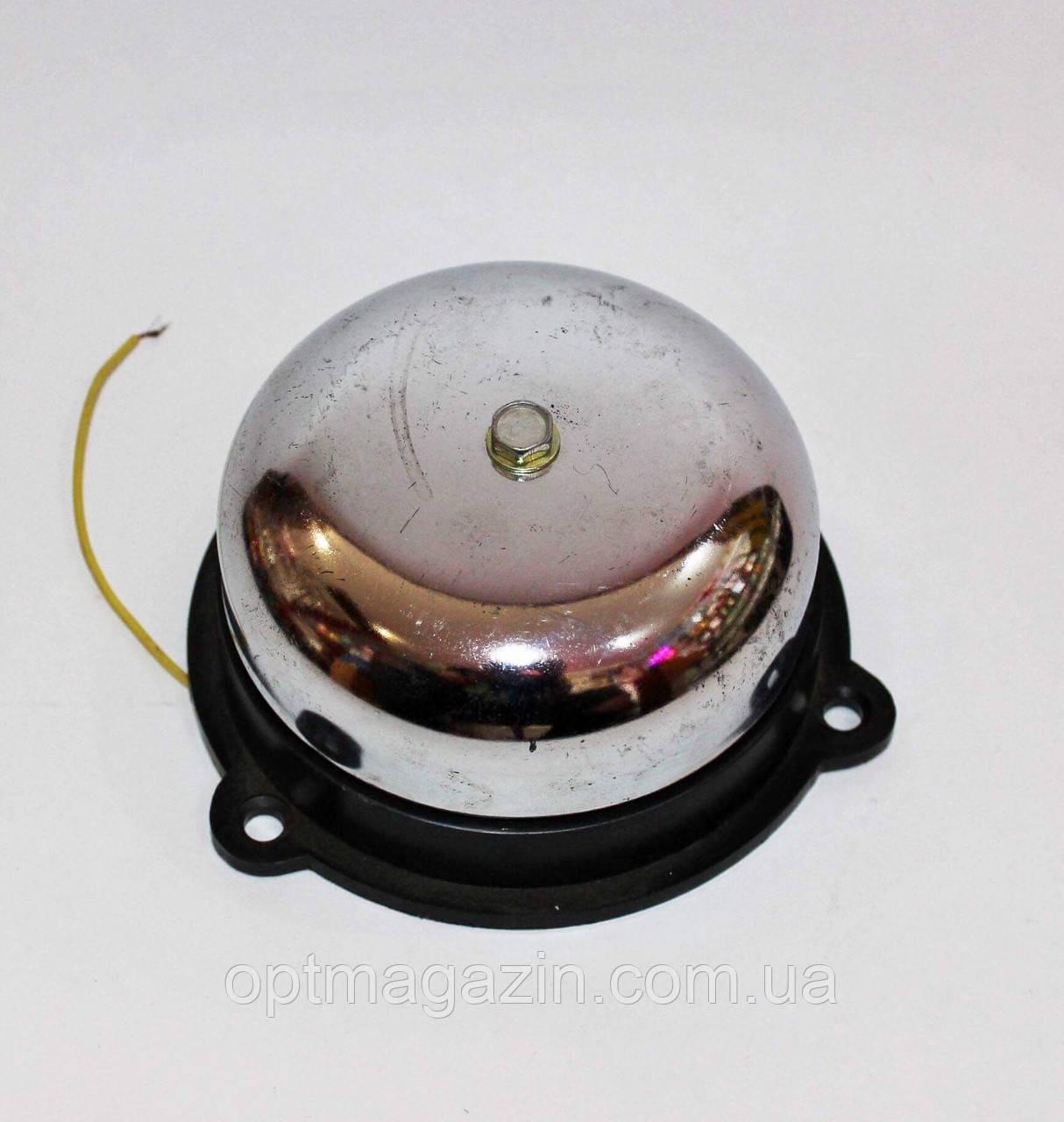 Звонок электрический 100мм проводной