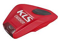 Мигалка передняя KLS Crooker Красный КОД: 323731