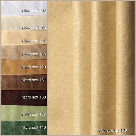 Ткань для штор Berloni Micro Soft