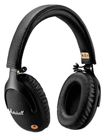 Наушники Marshall Monitor Bluetooth (Black) Original, фото 2