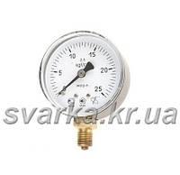 Манометр кислородный МП2-УУ2 0-25 кг/см²