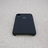 Накладка Apple iPhone XS black, фото 3
