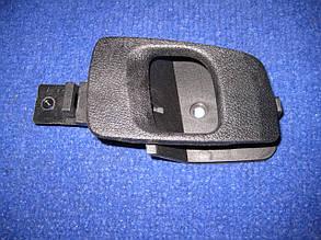 Ручка внутренняя крючек открывания передней двери левая Славута Дана ЗАЗ 1103 1105 1105-6105181