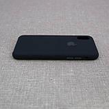 Накладка Apple iPhone XS black, фото 4