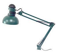 Лампа настольная N 800 изумрудная