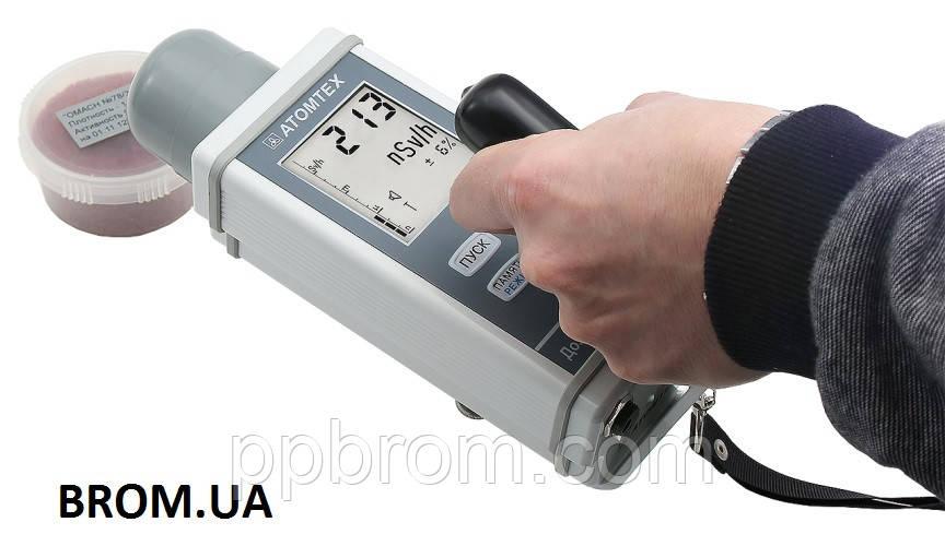 Дозиметр непрерывного рентгеновского и гамма-излучения ДКС-АТ1121 АТОМТЕХ