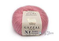 Gazzal Baby Wool XL, розовый №828
