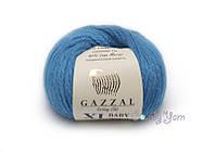 Gazzal Baby Wool XL, электрик №822
