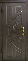 """Входные металлические двери """"Квартал"""" для улицы."""