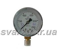 Манометр кислородный МП2-УУ2 0-250 кг/см²