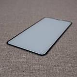 Защитное стекло iPhone XS Max 3D black, фото 2
