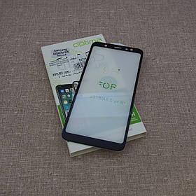 Защитное стекло Optima 5D Samsung Galaxy A605 A6 Plus black