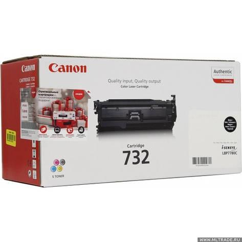 Заправка картриджа Canon 732 black , фото 2