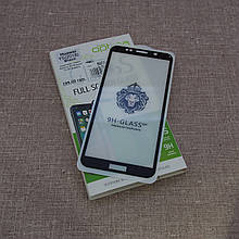 Защитное стекло Optima 3D Huawei Y5 2018 black