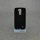Чехол TPU LG K8/K350 black, фото 2