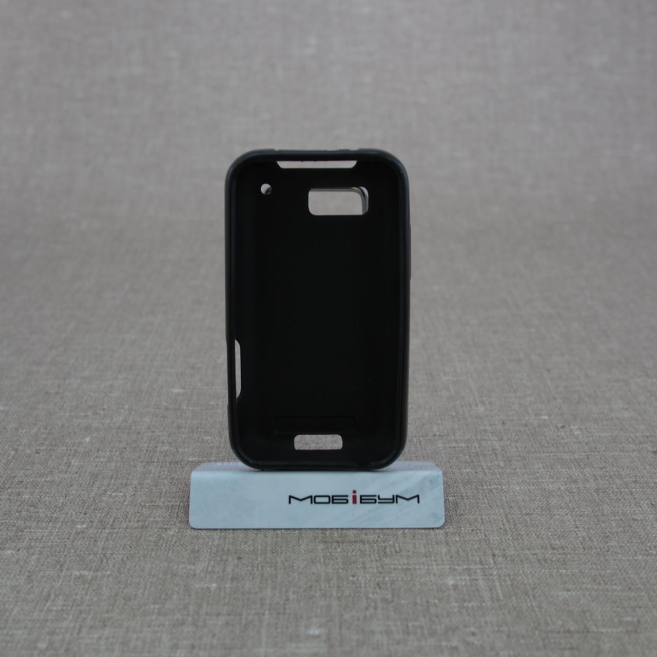 Чехол TPU Motorola Defy black