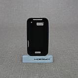 Чехол TPU Motorola Defy black, фото 2