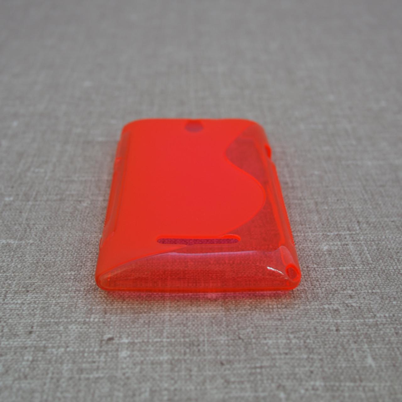 TPU Duotone Sony Xperia E Для телефона
