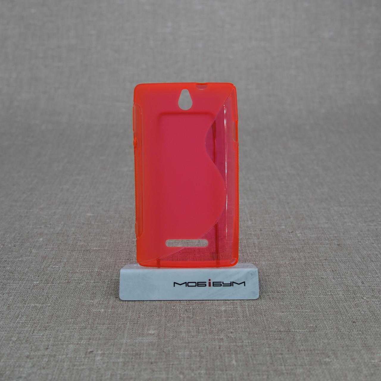 Чехол TPU Duotone Sony Xperia E