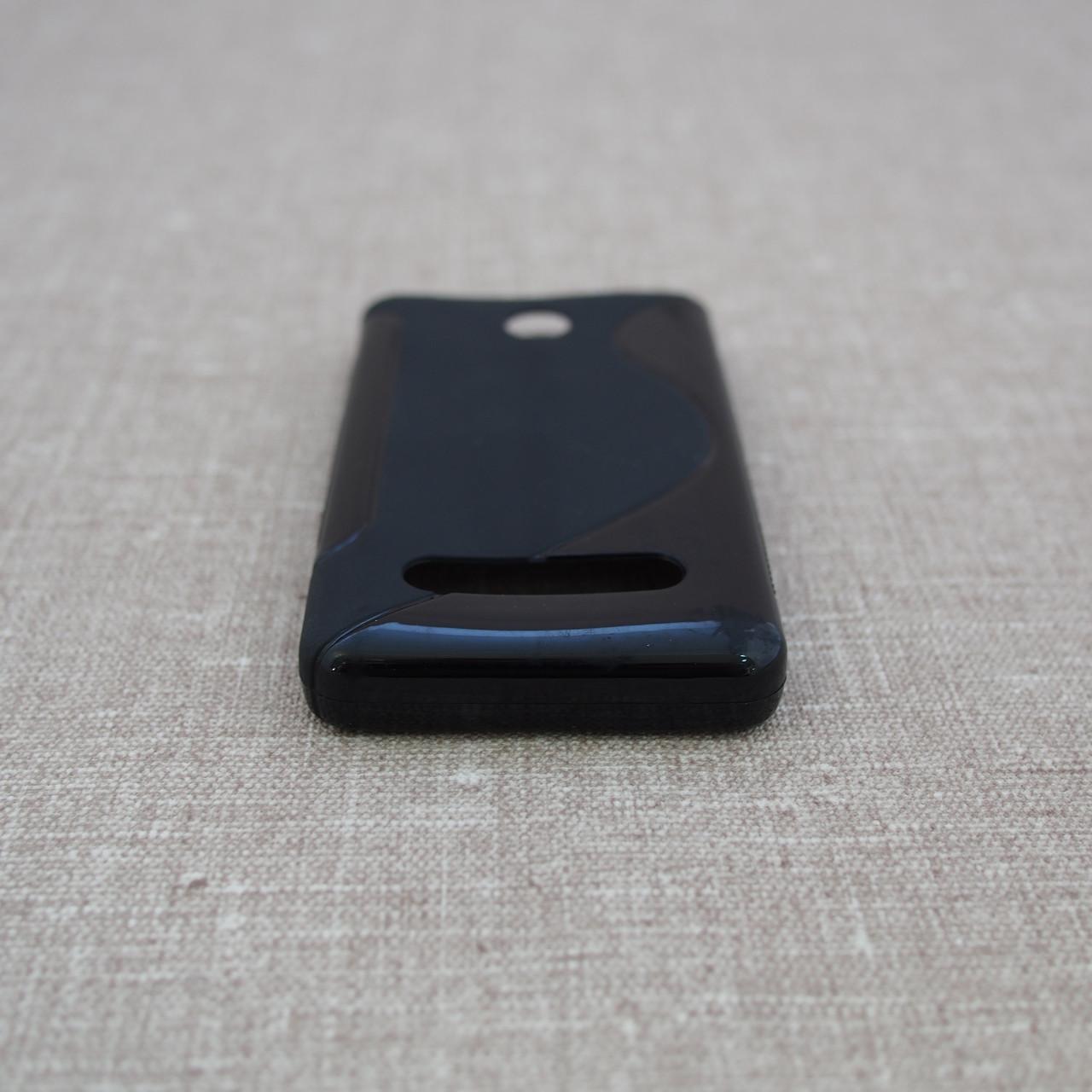 TPU Duotone Nokia 210 black