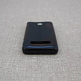 Чехол TPU Duotone Nokia 210 black, фото 3