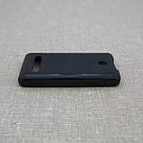 Чехол TPU Duotone Nokia 210 black, фото 4